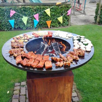 Barbecue inspiratie