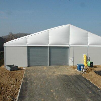 Extra magazijn ruimte 30x70mtr.